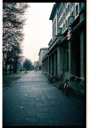 Berlin streets VI by Paleuf