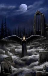 Totenengel by UrsHagen