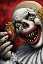 Clown by UrsHagen