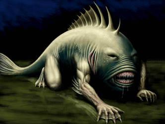 Mermaid's dream by UrsHagen