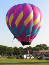 balloon fest h by ItsAllStock