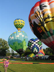 balloon fest L by ItsAllStock