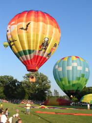 balloon fest M by ItsAllStock