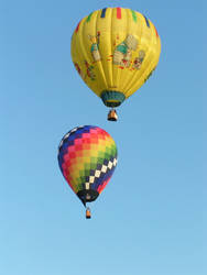balloon fest N by ItsAllStock