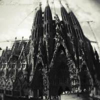 Sagrada Familia. by silent-scream-throe