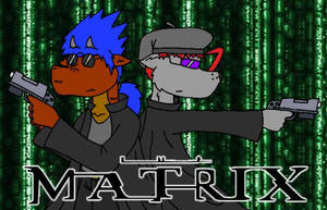 Matrix Fanart by QuetzaDrake