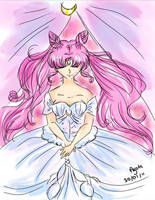 Princess Lady Serenity by Vanimka