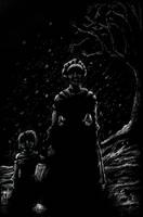 Elizabeth Gaskell - The Old Nurse's Story by mgkellermeyer