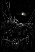 Hodgson's The Ghost Pirates by mgkellermeyer