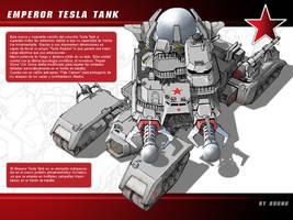 Emperor Tesla Tank - 2008 by Magnafires