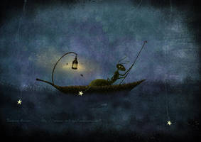 Le voyageur by missdine