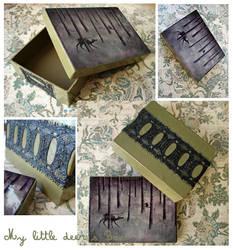 My little Deer's Box by missdine
