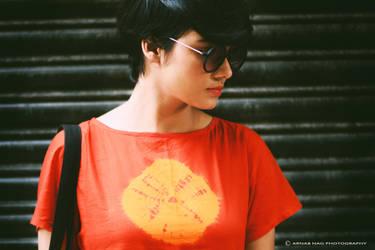 Fashion Portrait by ArnabNag