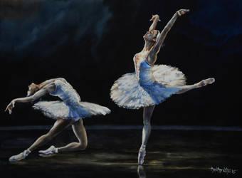 Ballerinas by ArnabNag