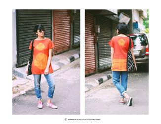 Fashion Portrait 3 by ArnabNag