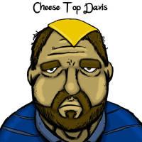 Cheese Top Davis by djneckspasm