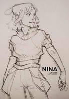 Nina by Porokelle