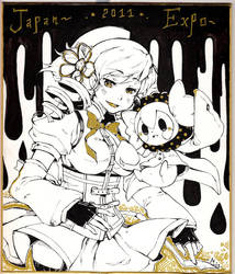 Mami and Charlotte by Mi-eau
