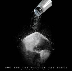 Salt of the earth by kevron2001