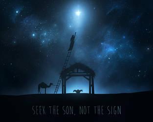 Seek the Son by kevron2001