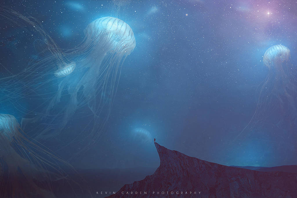 Under the deep by kevron2001