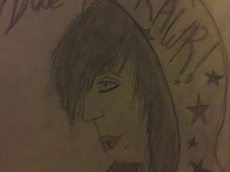 Emo Boy Drawing by Bethicaaa
