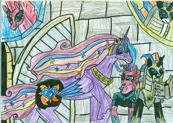 The Fusion Test- Pratick And Locig by black-sunn89