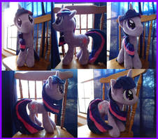 18 inch Twilight Sparkle by FlutterPlushies