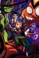Inside the Secret Lab of Dr. Tobora by The-Orange-One