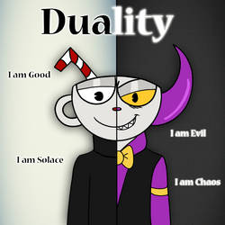 Duality by XxKawaiiCupcakezxX