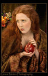 Persephone:  Rossetti Tribute by Athansor