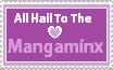 Mangaminx Stamp by AquatheOhioKitty
