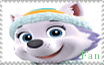 Everest Fan - Paw Patrol Stamp by AquatheOhioKitty