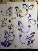 Sikes Doodles by Baron-Von-Jello
