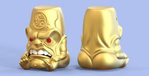 Mr. Goldy by Baron-Von-Jello