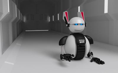 RollaBot by samirkahvedzic