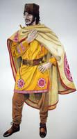Late Roman Officer by AMELIANVS