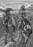 Bezabde 360 AD by AMELIANVS
