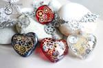 Steampunk hearts by Wonder-fox