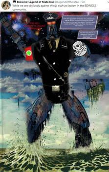 Bionicle Nazis 1:Fuhrer-Nui by Trimondius01