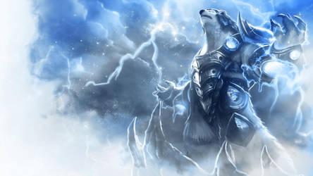 League Of Legends : Volibear Wallpaper by iamsointense