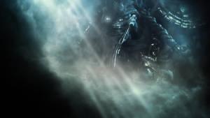 Starcraft 2 : Zeratul Wallpaper by iamsointense