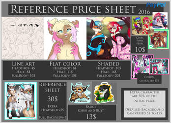 Go see my new reference 2017 by Fur-What-Loo