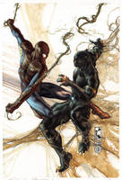 BLACK PANTHER COVER 4 by simonebianchi
