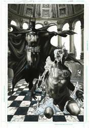 Detective 829 comics cover by simonebianchi