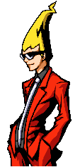 Sissel - TWEWY Style by MinuanoGS