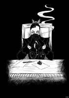 Interrogation by AmbergrisComics