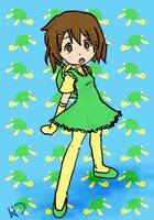 Turtle Yui by hanah-chan
