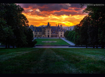 A Biltmore Evening by MRBee30