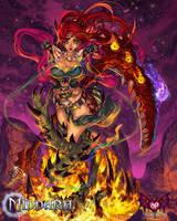 Devil Summoner by elsevilla